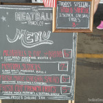 Aug Rodeo Meatball Menu