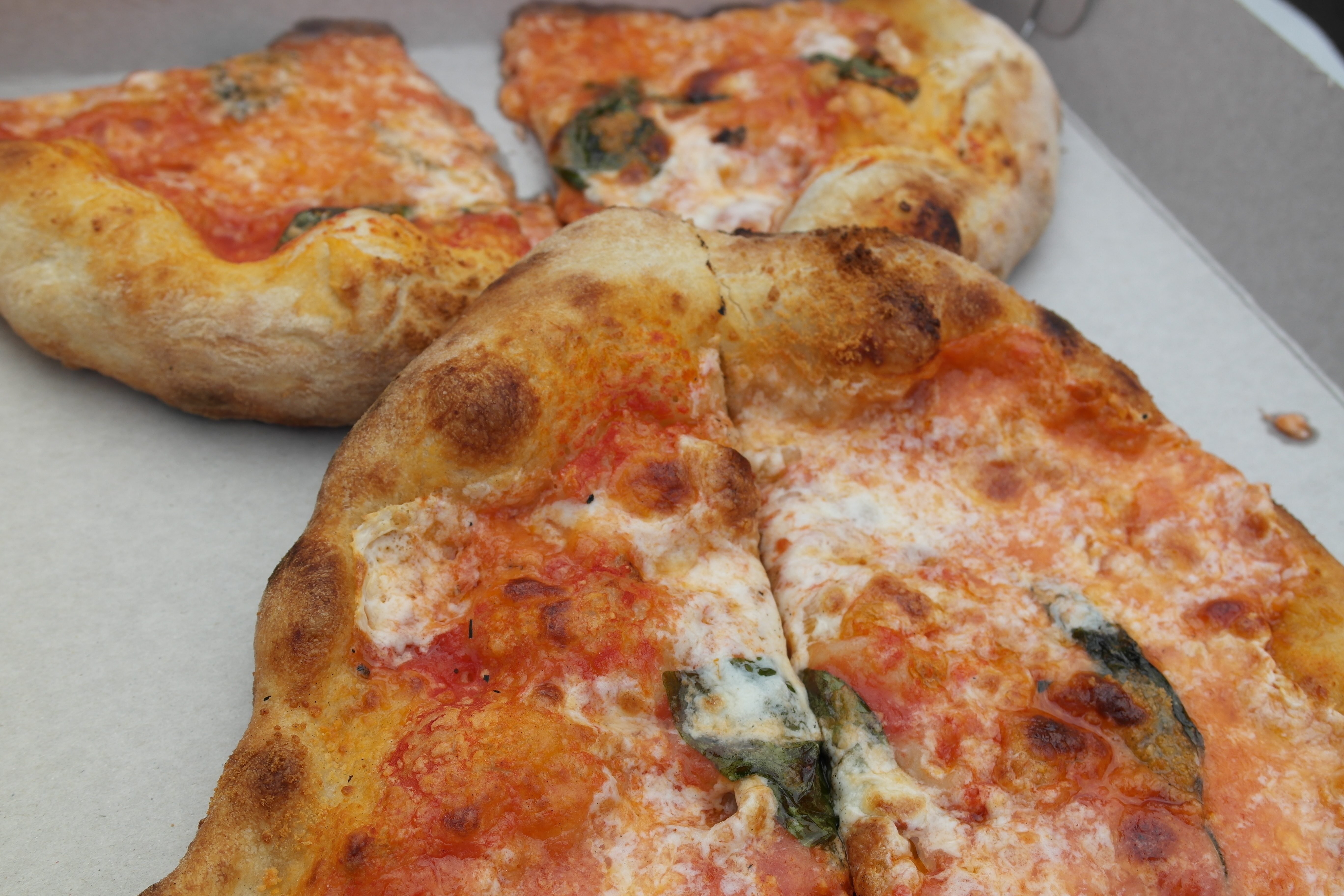 Flour City Margherita