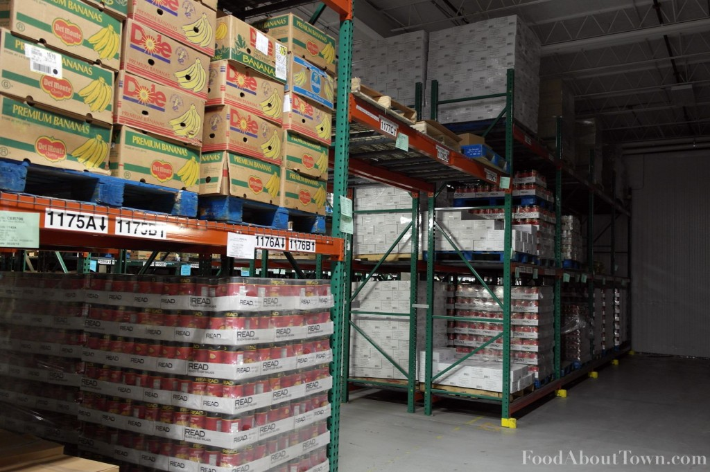 Foodlink Warehouse