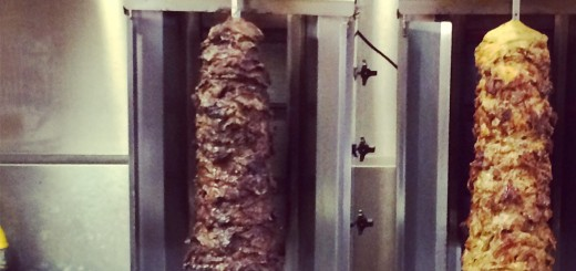 Sultan Shawarma Spits