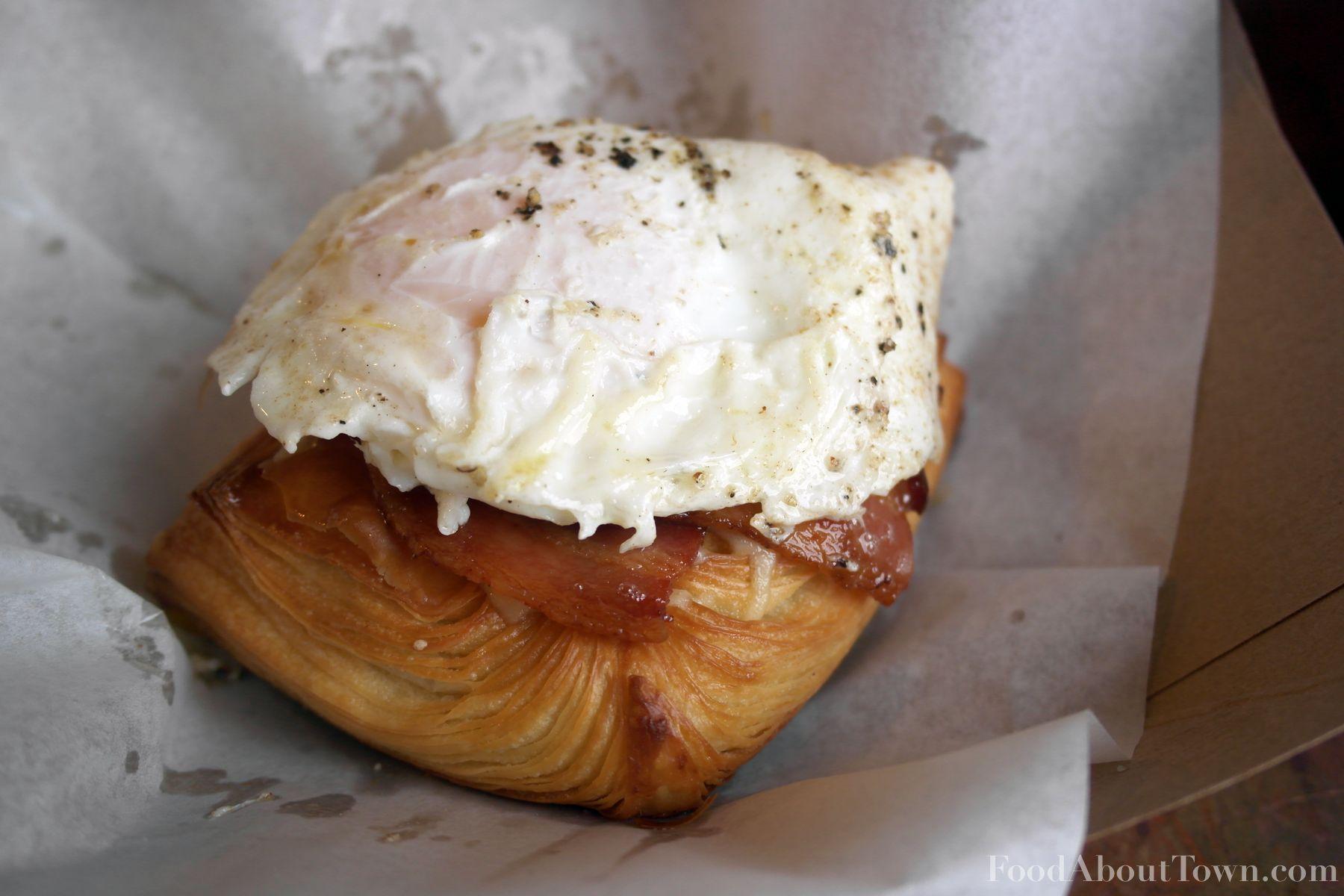 Flour City Egg Danish
