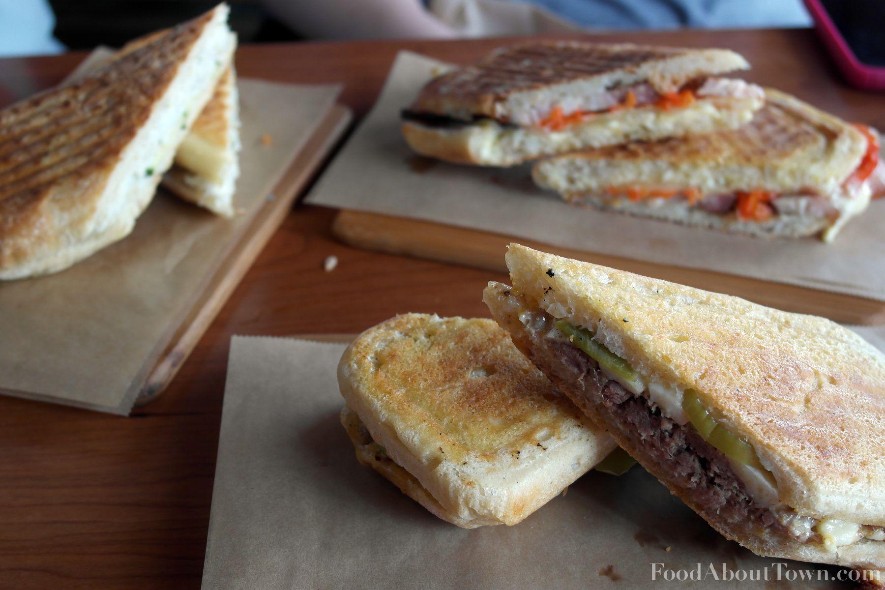 Duckfat Confit Sandwich